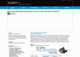 sammyproduction.net