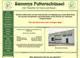 sammys-futterschuessel.de