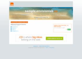 sample.envisionlab.co