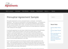 sampleagreements.net