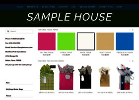 samplehousecatalog.com