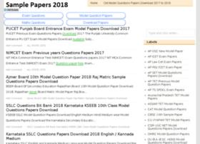 samplepaper2016.in