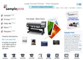 sampleprint.co.uk