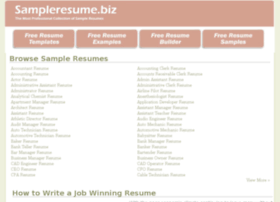 Resume for cna position sample websites and posts on ...