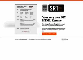 sampleresumetemplate.net