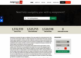 samples.assignmentlab.com