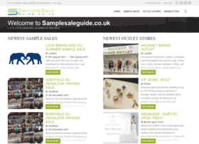 samplesaleguide.co.uk