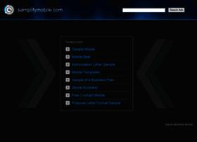 samplifymobile.com