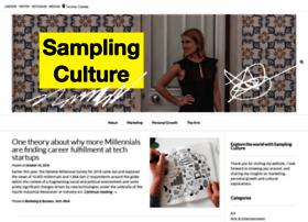 samplingculture.com