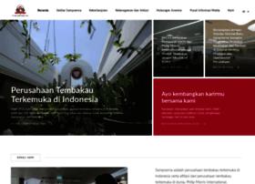 sampoerna.com