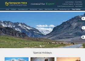 sampuranyatra.com
