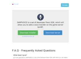 sampvoice.com