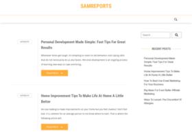 samreports.com