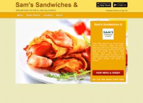 sams-sandwiches.com
