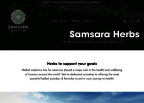 samsaraherbs.com