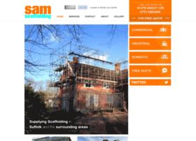 samscaffolding.com