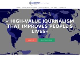 samscomgroup.com
