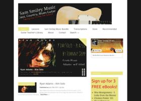 samsmileymusic.com
