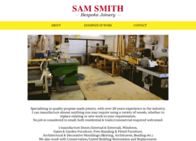 samsmithjoinery.co.uk