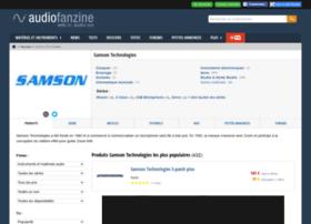 samson-audio.audiofanzine.com