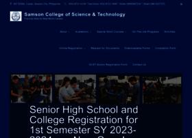 samson.edu.ph