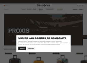 samsonite.es