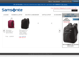 samsonite.webstorepowered.com