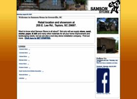 samsonstonesc.com