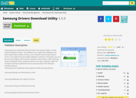 samsung-drivers-download-utility.soft112.com
