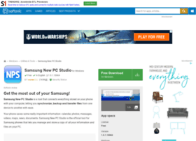 samsung-new-pc-studio.en.softonic.com