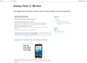 samsunggalaxynote3review.blogspot.in