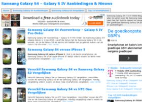 samsunggalaxys4.smartphoneplein.nl