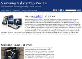 samsunggalaxytabreview.net