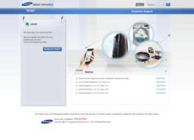 samsungsmartappliance.com