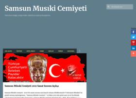 samsunmusikicemiyeti.blogspot.com