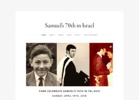 samuel70israel.com