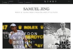 samueljing.com