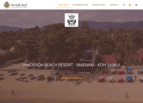 samui-haciendabeach.com