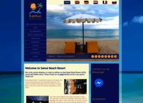 samuibeachresort.com