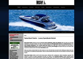 samuiboatcharter.com