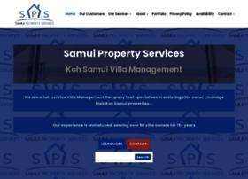 samuipropertyservices.com