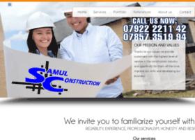 samul-construction.co.uk