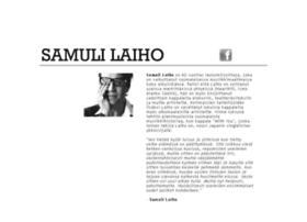 samulilaiho.com