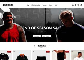 samurai-sports.com