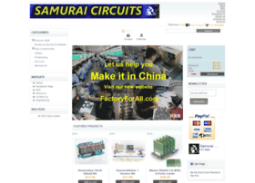 samuraicircuits.com