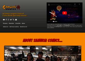 samuraicomics.com