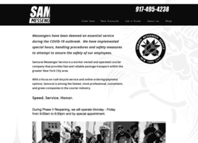 samuraimessenger.com