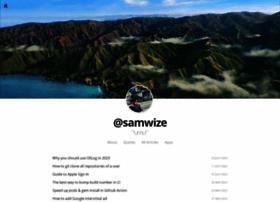 samwize.com