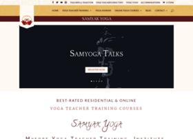 samyakyoga.org
