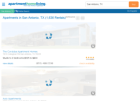 san-antonio.apartmenthomeliving.com